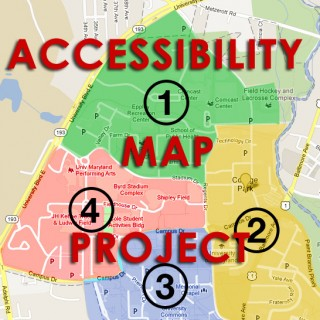 Accessibilty Map Project
