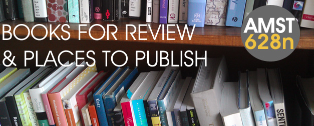 Books for Review